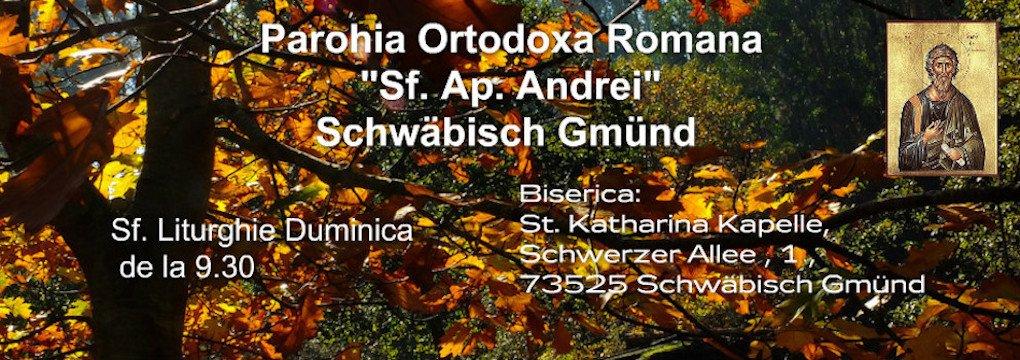 Parohia Ortodoxa Româna Schwäbisch Gmünd